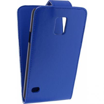 Xccess Flipcase für Samsung Galaxy S5 - Blau