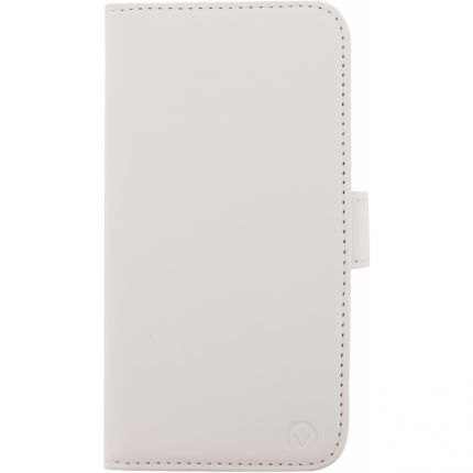Mobilize Slim Wallet Klapphülle für HTC One M8 - Weiß
