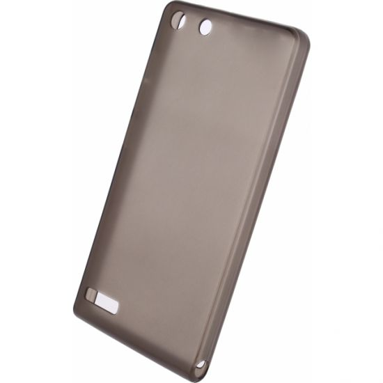 Mobilize Gelly TPU Backcover für Huawei Ascend G6 - Smoke