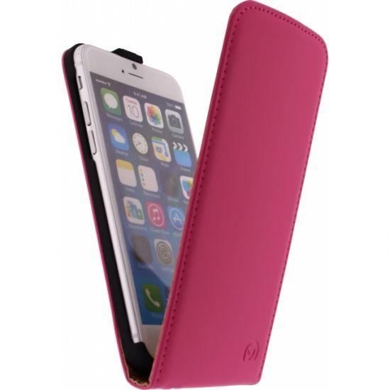 Mobilize Ultra Slim Flipcase für iPhone 6(s) - Pink
