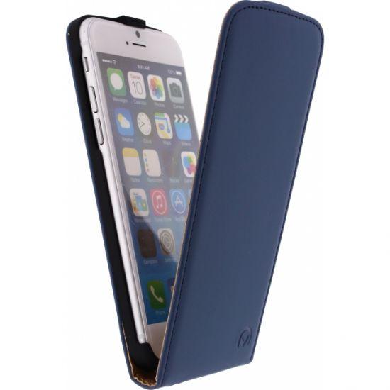 Mobilize Ultra Slim Flipcase für iPhone 6(s) - Blau