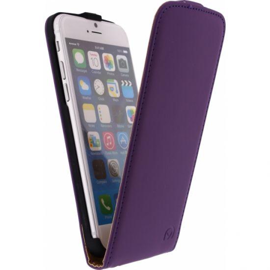 Mobilize Ultra Slim Flipcase für iPhone 6(s) - Lila