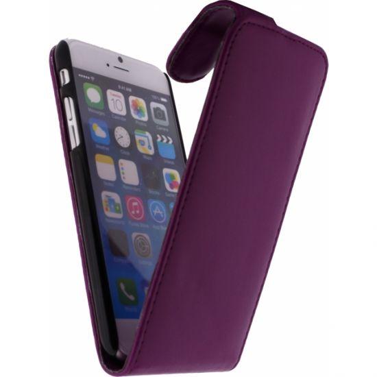Xccess Flipcase für iPhone 6(s) - Lila