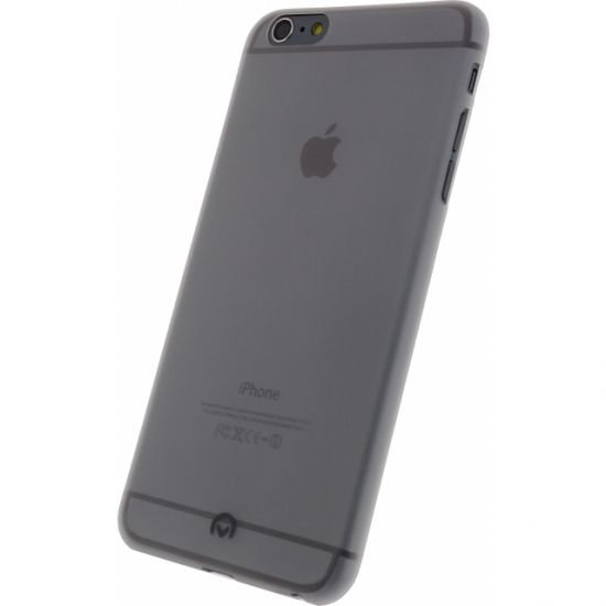 Mobilize Gelly TPU Backcover für iPhone 6(s) Plus - Milky White
