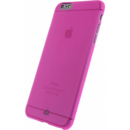 Mobilize Gelly TPU Backcover für iPhone 6(s) Plus - Neon Fuchsia
