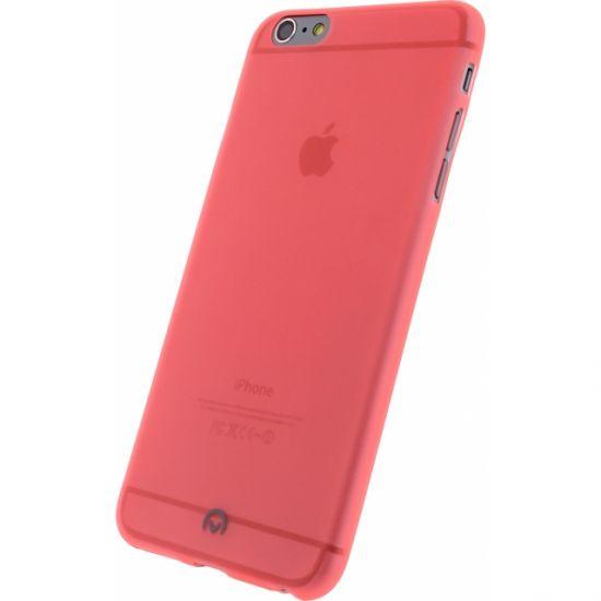 Mobilize Gelly TPU Backcover für iPhone 6(s) Plus - Neon Orange
