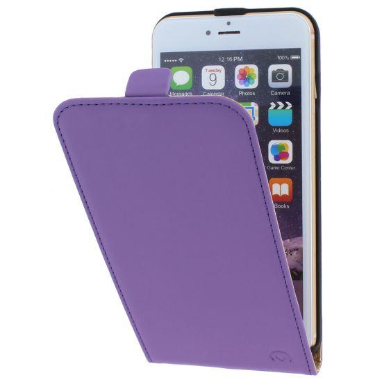 Mobilize Ultra Slim Flipcase für iPhone 6(s) Plus - Lila