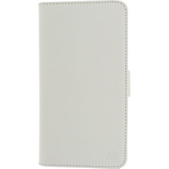 Mobilize Slim Wallet Klapphülle für iPhone 6(s) Plus - Weiß