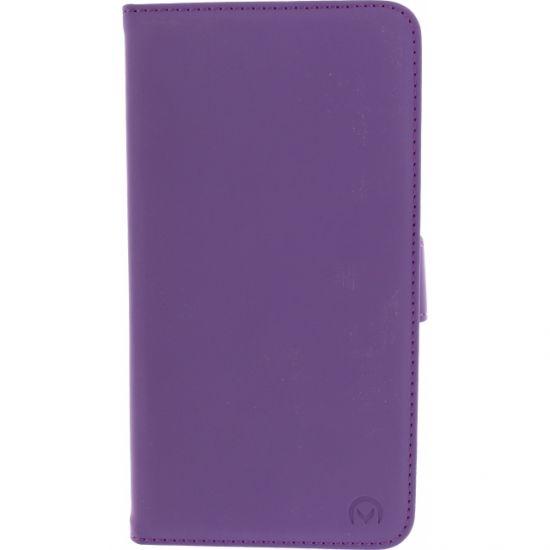 Mobilize Slim Wallet Klapphülle für iPhone 6(s) Plus - Lila