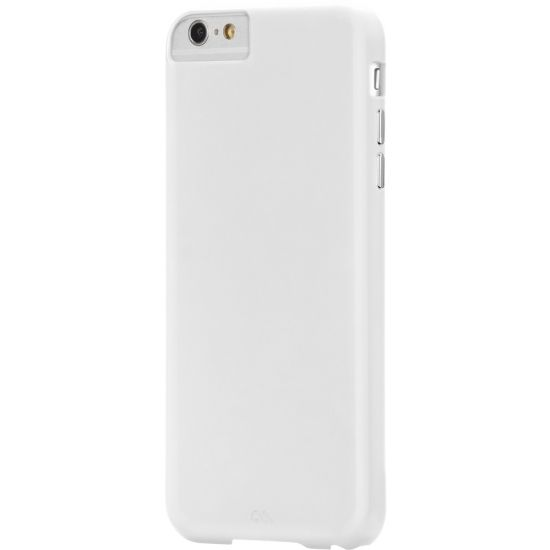 Case Mate Barely There Hardcase Backcover für iPhone 6(s) Plus - Weiß