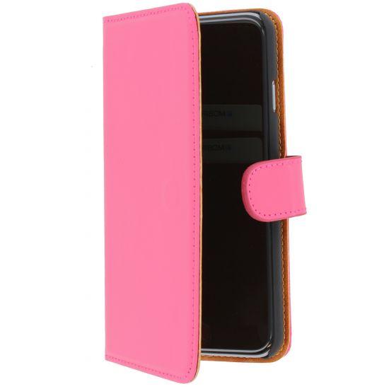 Mobiparts Premium Wallet Klapphülle für iPhone 6(s) - Pink