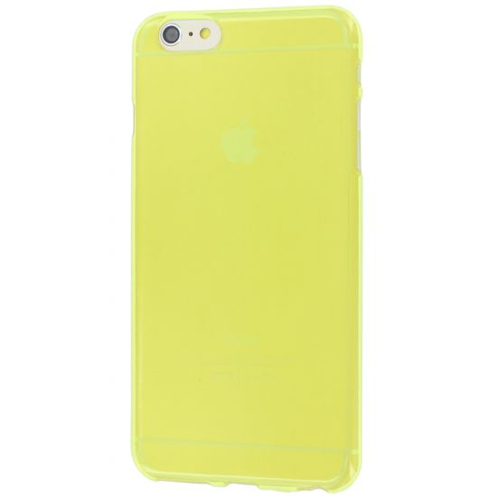 Colorfone TPU Backcover für iPhone 6(s) Plus - Gelb