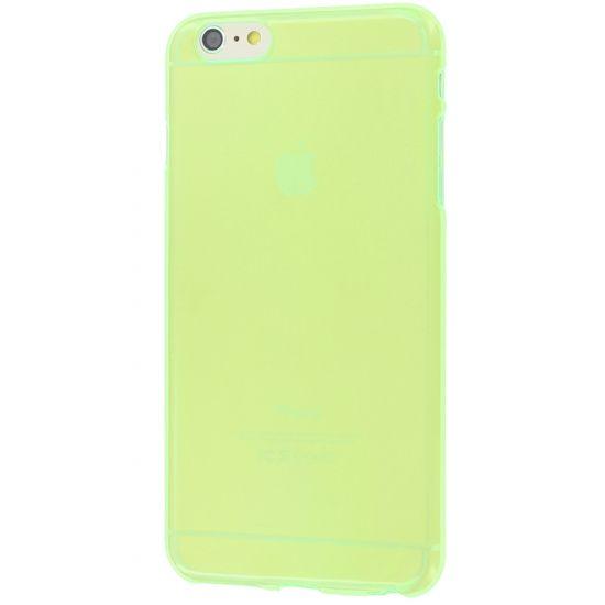Colorfone TPU Backcover für iPhone 6(s) Plus - Grün