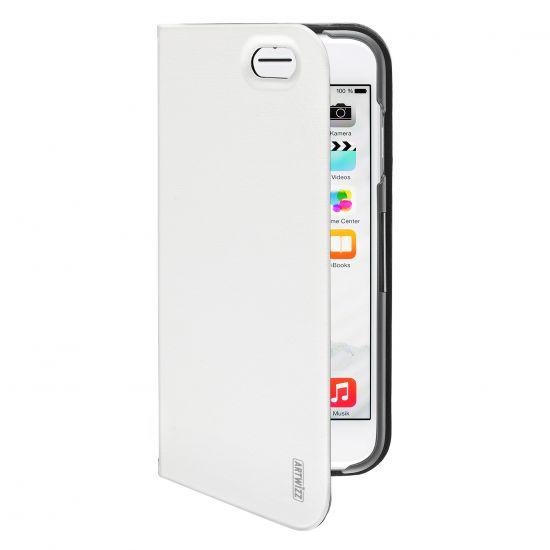 Artwizz SeeJacket Folio Klapphülle für iPhone 6(s) Plus - Weiß