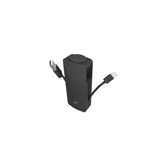 iWalk Charge It Plus Micro USB Powerbank 2.600 mAh - Schwarz
