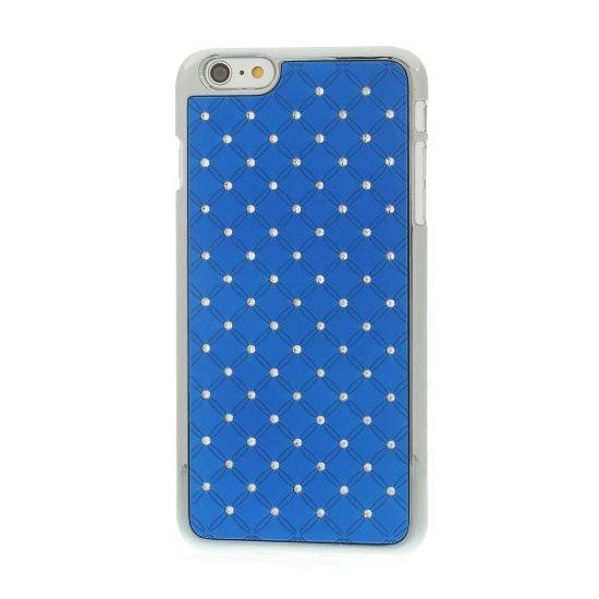 Mobigear Design Hardcase Backcover für iPhone 6(s) Plus - Blau