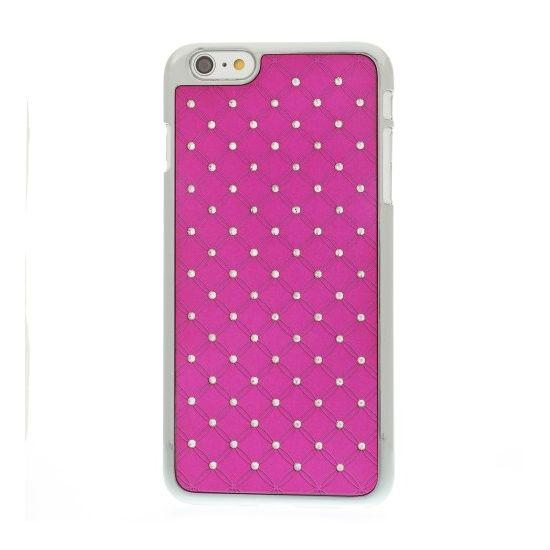 Mobigear Design Hardcase Backcover für iPhone 6(s) Plus - Pink