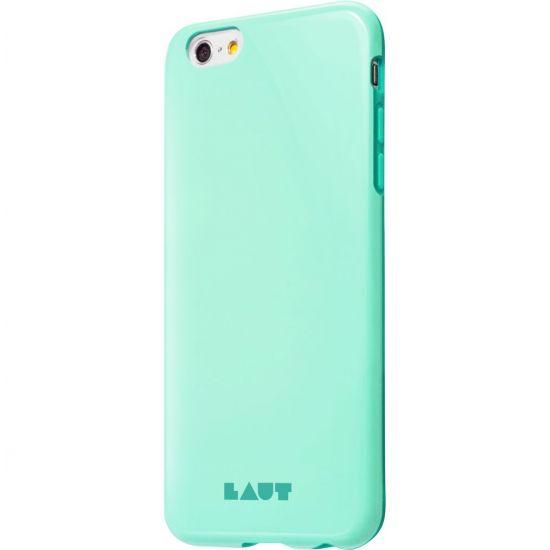 LAUT Huex Hardcase Backcover für iPhone 6(s) Plus - Türkis