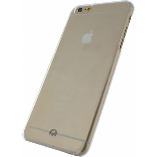 Mobilize Clear Hardcase Backcover für iPhone 6(s) Plus - Transparent
