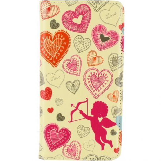 Mobilize Magnet Klapphülle für iPhone 6(s) Plus - Cupid
