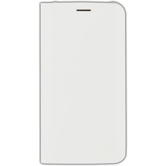 Mobilize Chic Klapphülle für Samsung Galaxy S6 Edge - Weiß