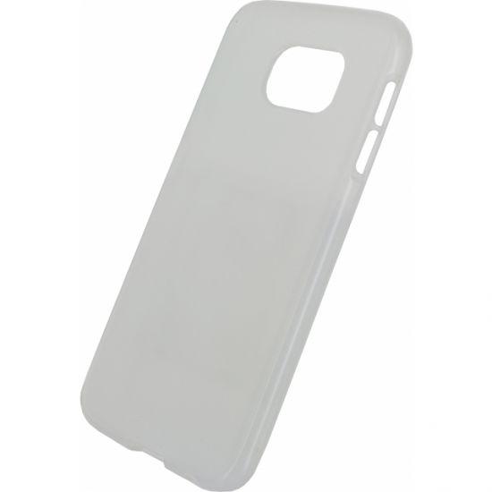 Mobilize Gelly TPU Backcover für Samsung Galaxy S6 - Milky White