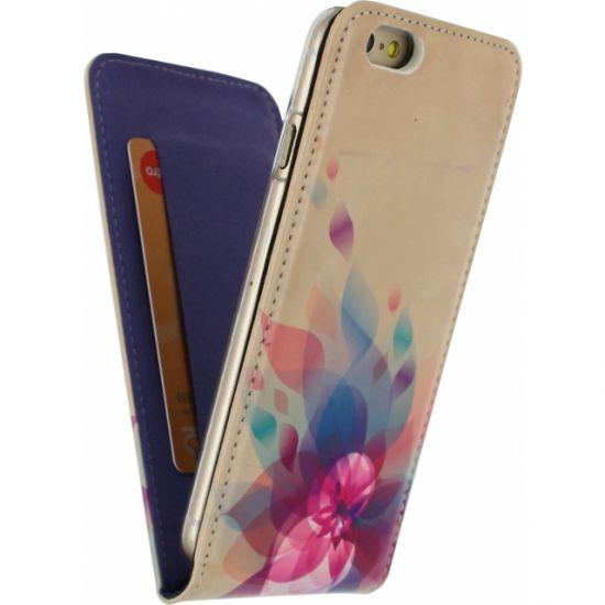 Mobilize Magnet Flipcase für iPhone 6(s) - Fire Flower