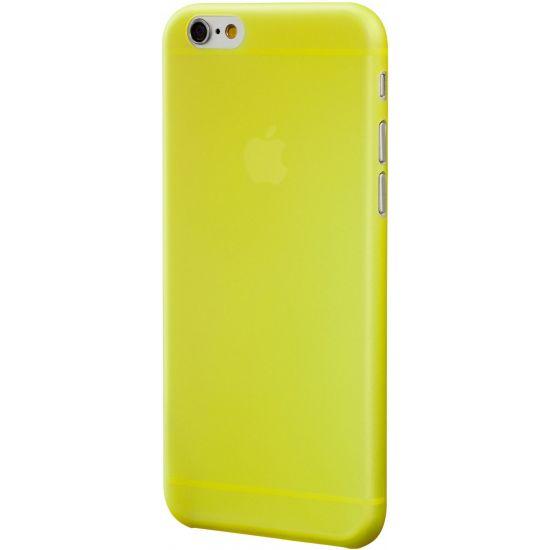 SwitchEasy Ultra Slim Hardcase Backcover für iPhone 6(s) Plus - Gelb