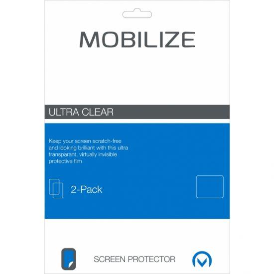 Mobilize Schutzfolie Displayschutz für iPad 6 (2018) / iPad 5 (2017) / iPad Pro 9.7 (2016) / iPad Air 2 (2014) / iPad Air 1 (2013) - 2er Pack