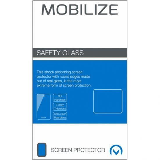 Mobilize Panzerglas Displayschutz für iPhone 6(s) Plus