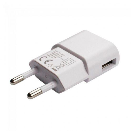 Grab n Go Single USB Ladegerät 5W 1A - Weiß