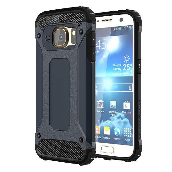 Mobigear Outdoor Hardcase Backcover für Samsung Galaxy S7 - Dunkelblau