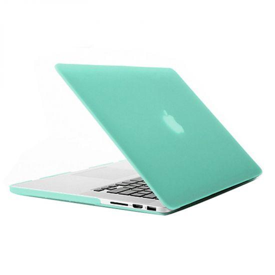 Mobigear Matte Case für MacBook Pro 15 Zoll A1398 - Grün