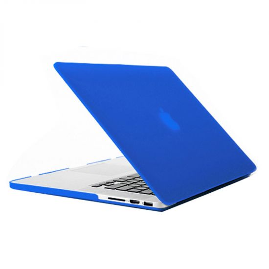 Mobigear Matte Case für MacBook Pro 13 Zoll A1425 / A1502 - Blau