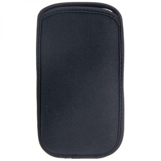 Mobigear Neopren Einschubhülle für iPhone 6(s) - Schwarz