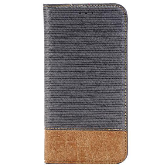 Mobigear Two Tone Klapphülle für LG G5 - Lila