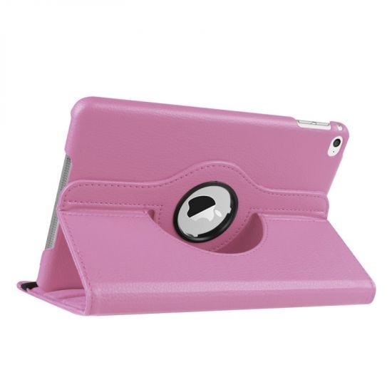 Mobigear 360 Rotating Klapphülle für iPad Mini 4 (2015) - Pink