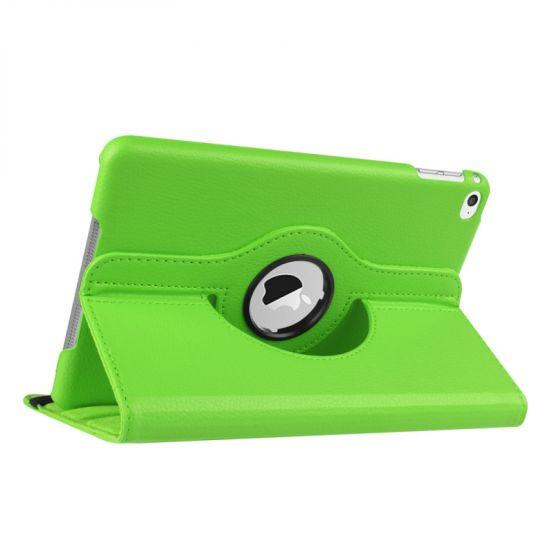 Mobigear 360 Rotating Klapphülle für iPad Mini 4 (2015) - Grün