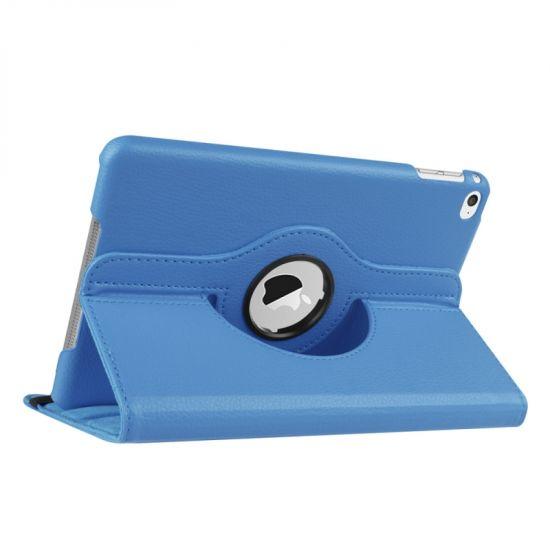 Mobigear 360 Rotating Klapphülle für iPad Mini 4 (2015) - Blau