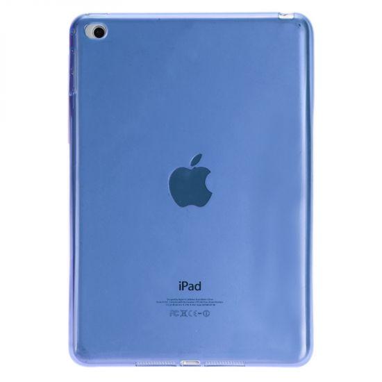 Mobigear TPU Backcover für iPad Mini 4 (2015) - Blau