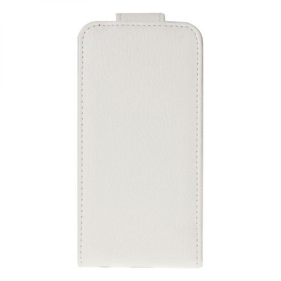 Mobigear Flipcase für iPhone 6(s) Plus - Weiß