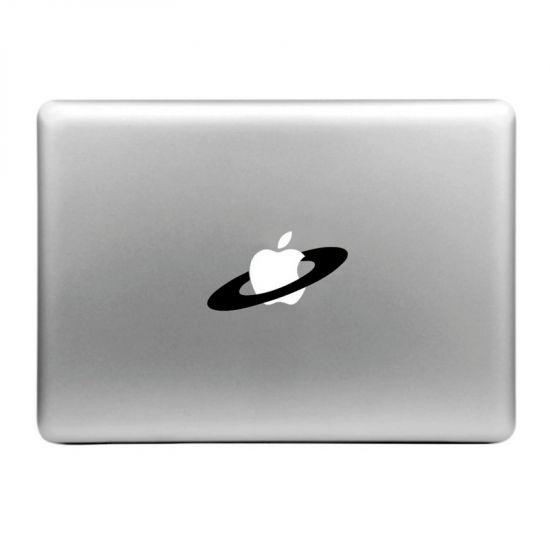 Mobigear Design Sticker für Apple MacBook Air / Pro (2008-2015) - Ring For Apple