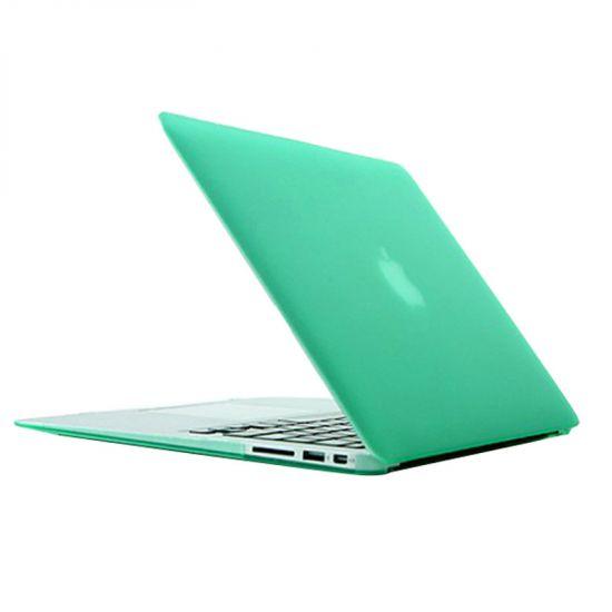 Mobigear Matte Case für MacBook Air 13 Zoll A1369 / A1466 - Grün
