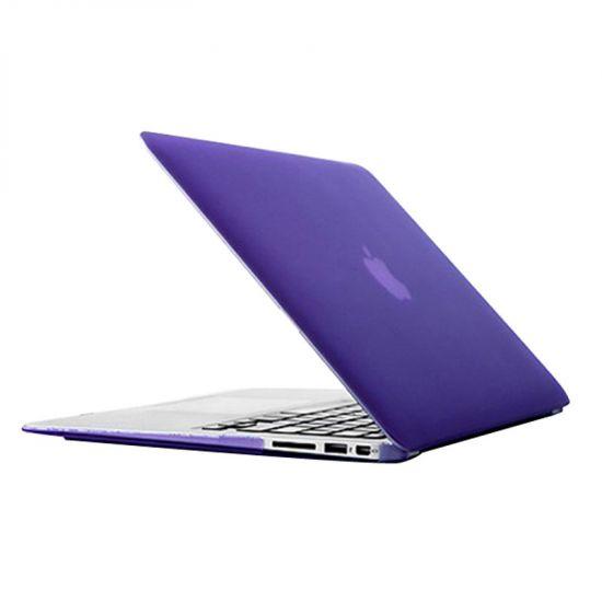 Mobigear Matte Case für MacBook Air 13 Zoll - Lila