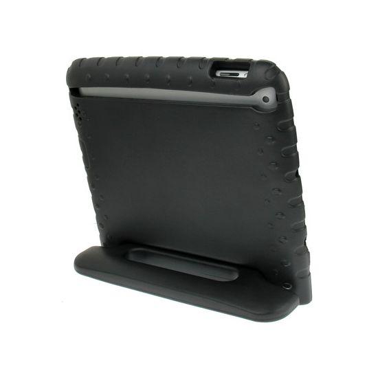 Mobigear Kidsproof EVA Backcover für iPad 4 (2012) / iPad 3 (2012) / iPad 2 (2011) - Schwarz