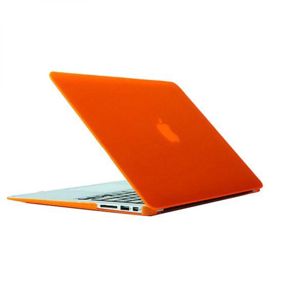 Mobigear Matte Case für MacBook Air 13 Zoll A1369 / A1466 - Orange