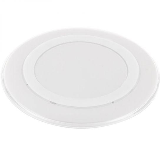 Mobigear Essential Drahtloses Ladegerät Qi 5W - Weiß