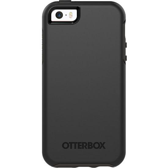 Otterbox Symmetry Hardcase Backcover für iPhone SE (2016) / 5S / 5 - Schwarz