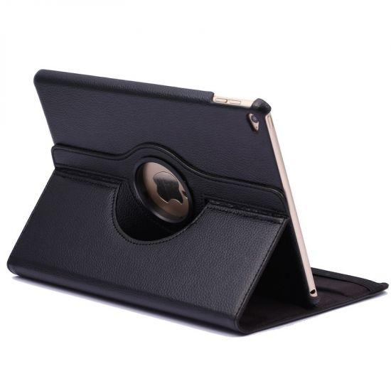 Mobigear 360 Rotating Klapphülle für iPad Air 2 (2014) - Schwarz