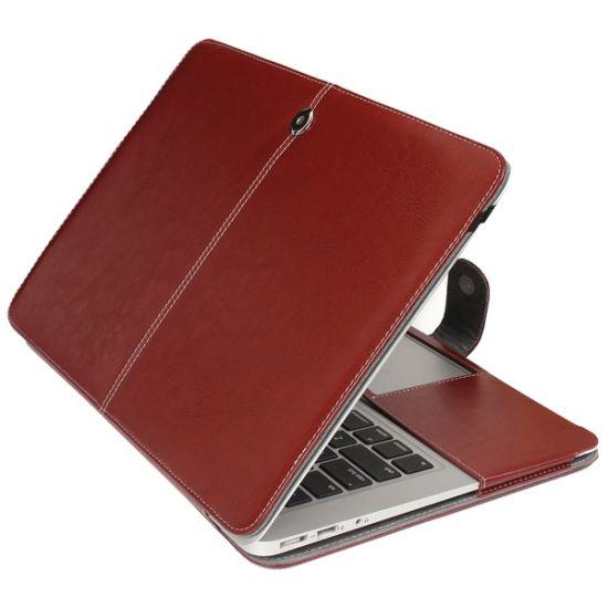 Mobigear Business Case für MacBook Air 11 Zoll - Braun